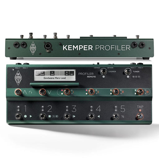 Kemper | Profiler Remote | Kemper Dedicated Foot Controller