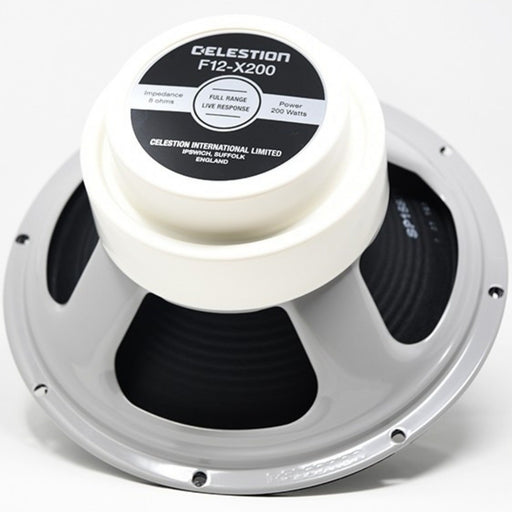 "Celestion | F12-X200 | 12"" 200W Guitar Speaker for Amp Modellers & IR"
