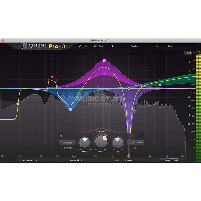 FabFilter | Pro-Q 3 | Your Go-to Sound-shaping Tool