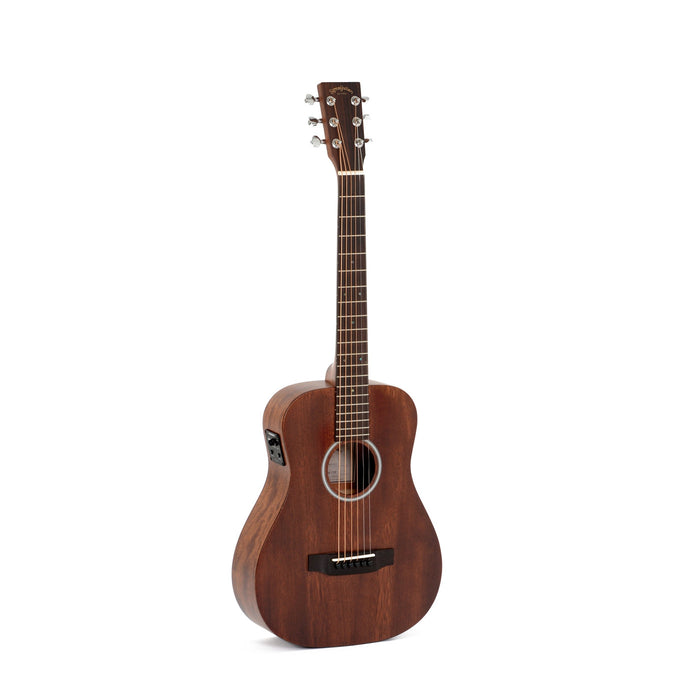 Sigma TM-15E+ Travel Guitar Series - Acoustic Electric w/GigBag