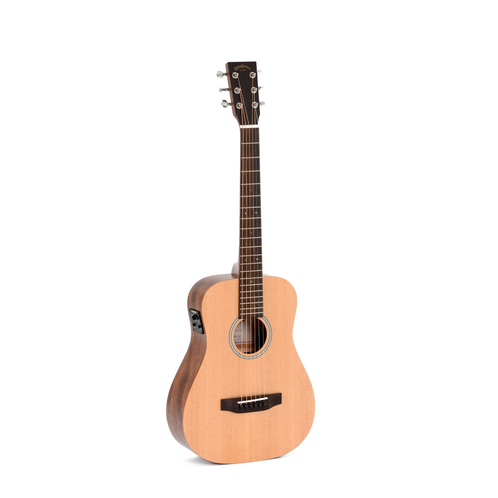 Sigma TM-12E+ Travel Guitar Series - Acoustic Electric w/ GigBag