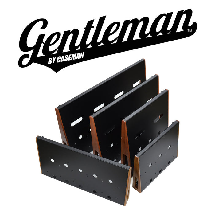 Caseman | Gentleman FLAT Pedalboard | Large | w/ Optional C&C Flight Case - Gsus4