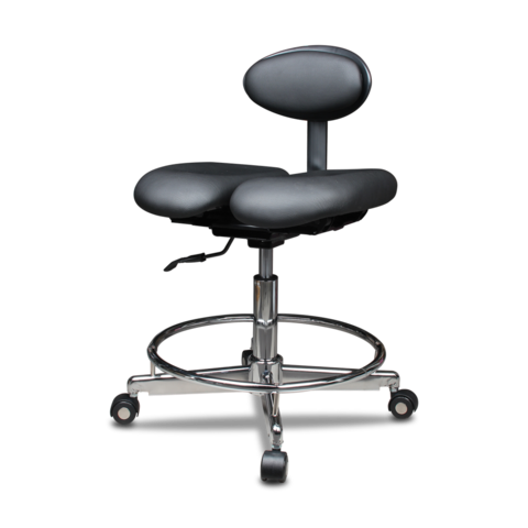 HARA Chair | Lumbar Support for Musicians & Studio Engineers | HATA-DR - Gsus4