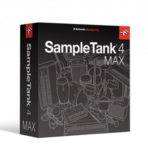 IK Multimedia | SampleTank MAX | The Ultimate Sound & Groove Workstation - Gsus4