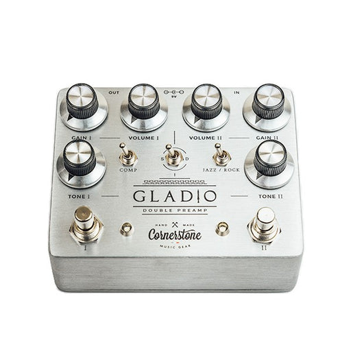 Cornerstone | GLADIO | Double Dumble Preamp | Based on iconic Dumble Sounds