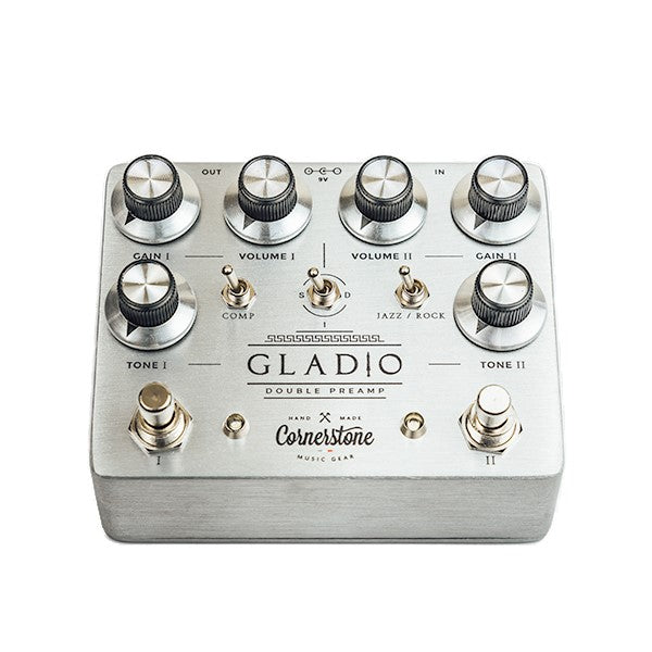 Cornerstone | GLADIO | Double Preamp | Based on iconic Dumble Sounds