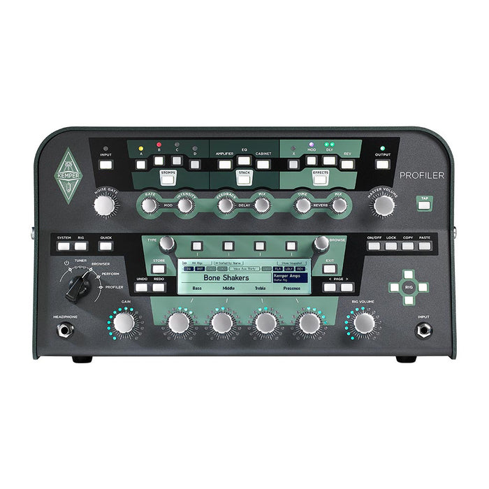 Kemper | PowerHead | 600W Powered Profiling Amp - Gsus4