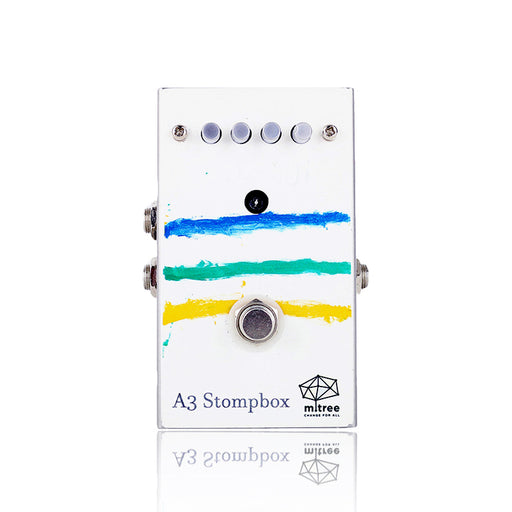 A3 Stompbox | Louis Chorus | All Classic Analog Design w/ Lush 80's Chorus Tone - Gsus4