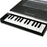 Akai LPK25 Portable MIDI Keyboard 25 Key