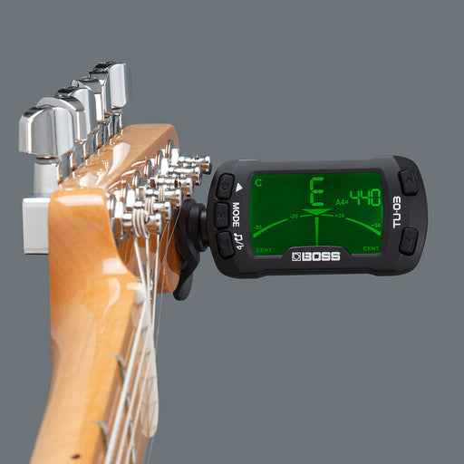 BOSS TU03 - Clip-On Tuner & Metronome w/ Built-in Speaker (TU-03)
