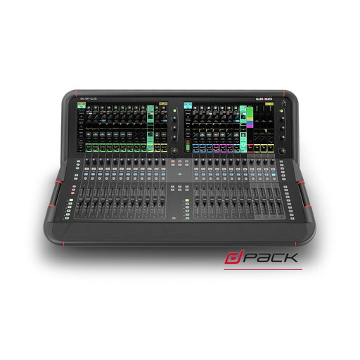 Allen & Heath | AVANTIS | Compact Digital Mixer w/ dLive Power | dPACK Package