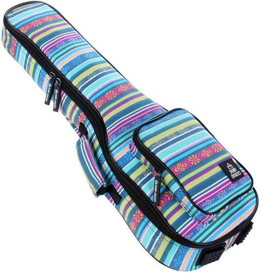 Bondi Movima Tribal Ukulele Gig Bag - Concert Size - Gsus4