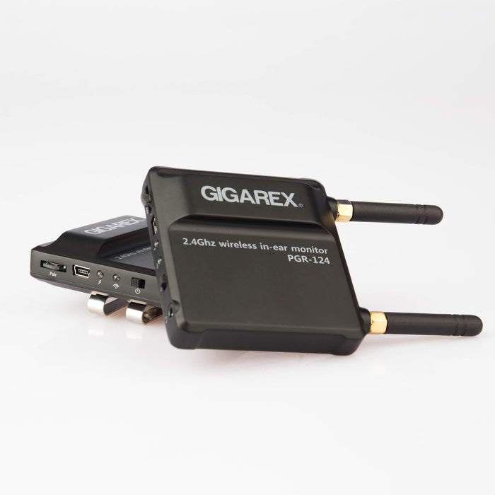 GIGAREX | PGT-124 Add-On | Wireless In-Ear Monitoring System - Gsus4