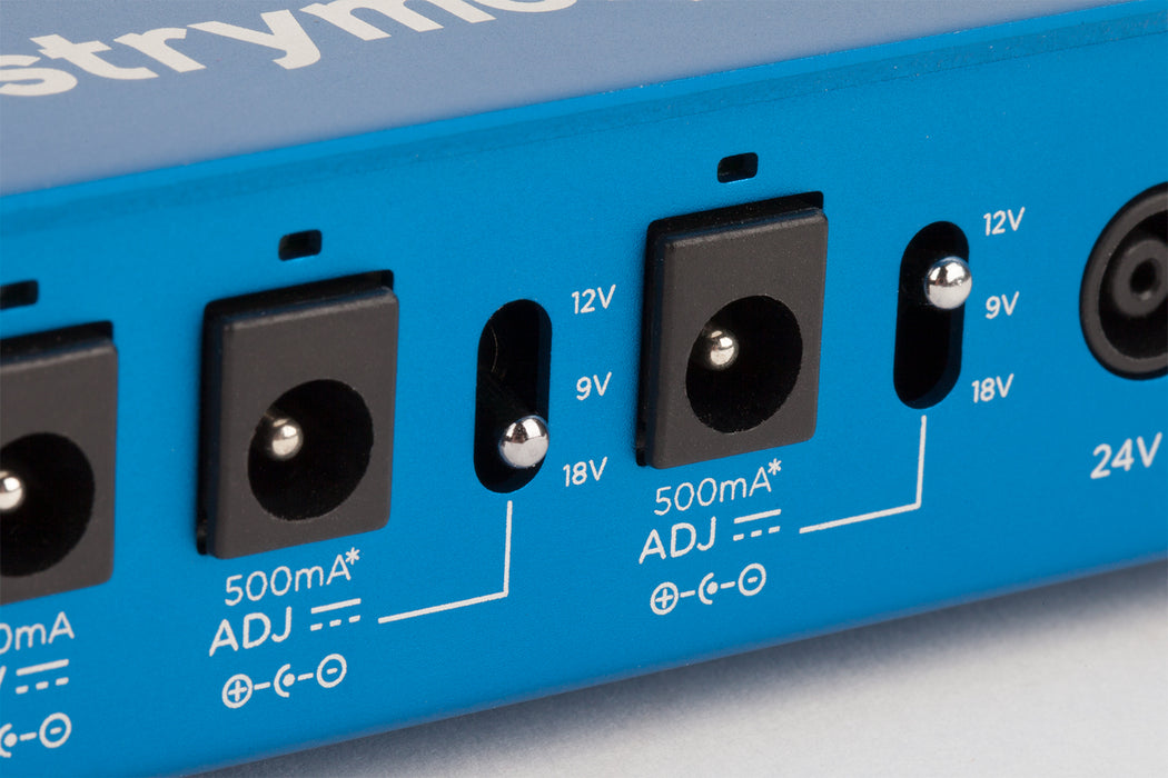 Strymon Ojai R30 - High Current, Low-Profile DC Power Distribution Power Unit by Strymon - Gsus4