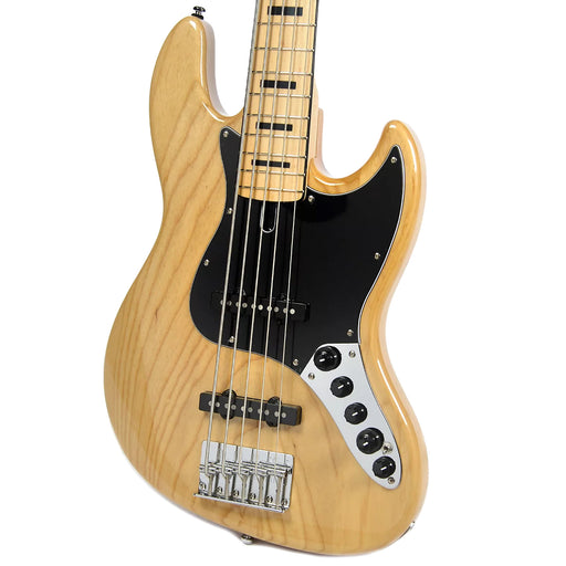 SIRE Marcus Miller | 2nd Gen | V7 Vintage NT | 5 St Bass | Swamp Ash Maple | W/ Gig Bag - Gsus4