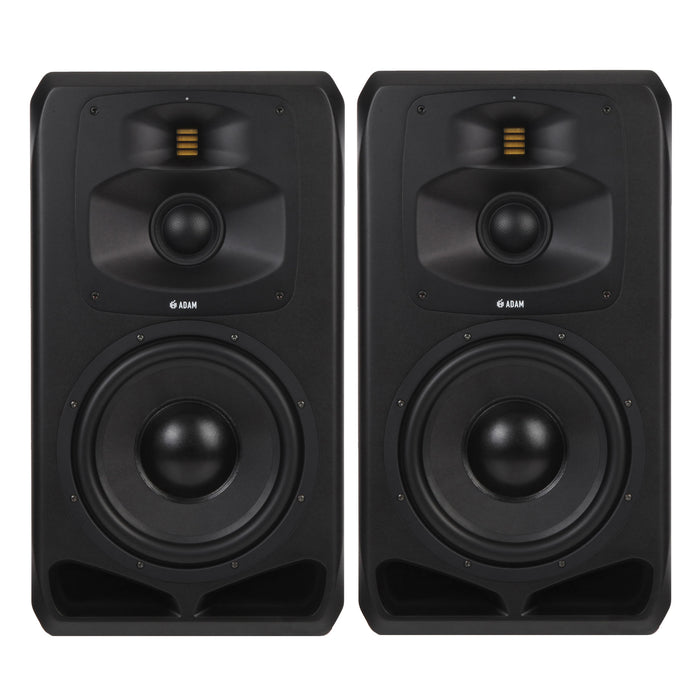"ADAM | S5V (Each) | S SERIES | 3-Way 12"", 4"" Mid Dome, S-ART Tweeter 