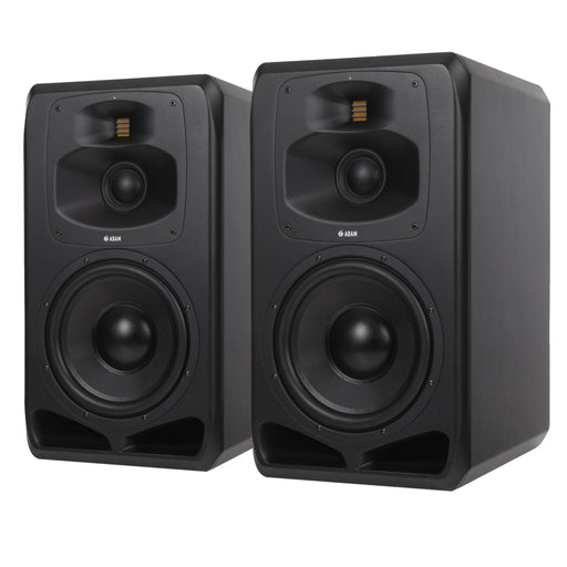 "ADAM Audio - S5V - S SERIES 3-Way 12"", 4"" Mid Dome, S-ART Tweeter w/ DSP Main Studio Monitors (Pair)"