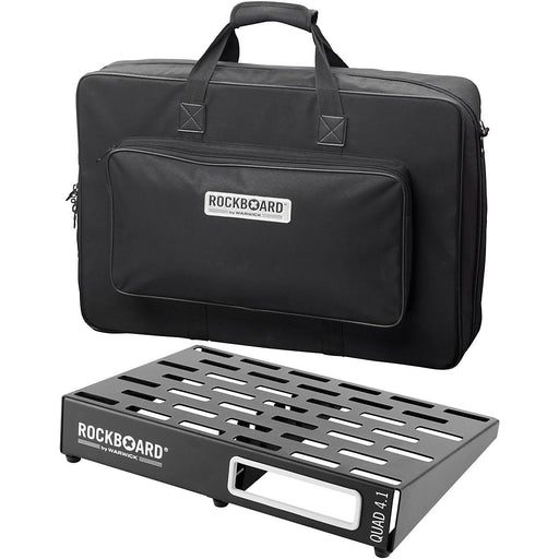 Warwick | Rockboard | QUAD 4.1 | w/ Heavy Duty Soft Case