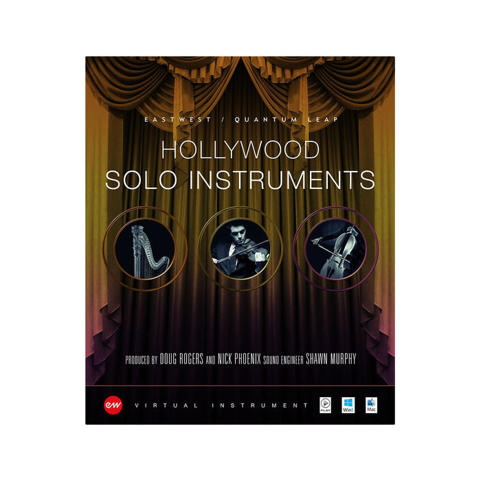 EastWest | Hollywood Solo Instruments | Bundle | Gold Edition