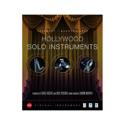 EastWest | Hollywood Solo Instruments | Bundle | Diamond Edition