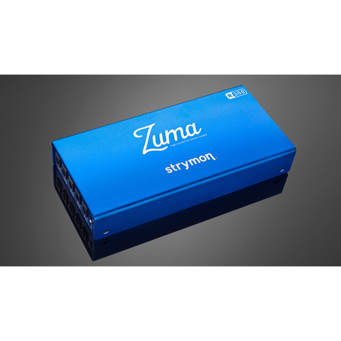 Strymon Zuma R300 5-Output Low Profile Pedal Power Supply Power Unit by Strymon - Gsus4