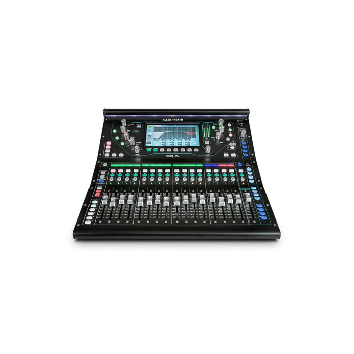 Allen & Heath SQ-5 - 48 Ch & 36 Bus Digital Mixer w/XCVI 96kHz FPGA Engine Live Mixer by Allen & Heath - Gsus4