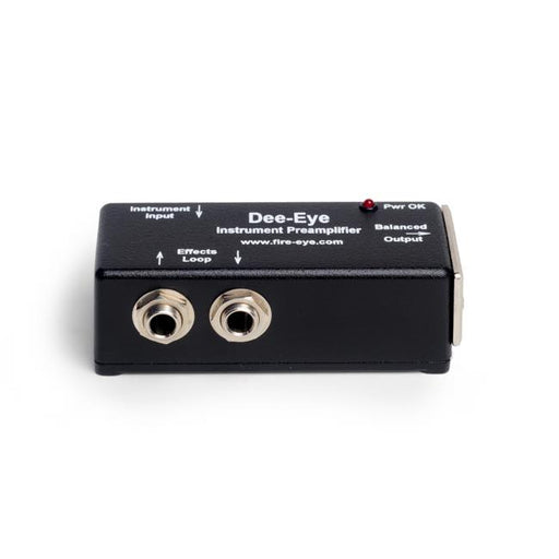 Dee-Eye Preamp DI Box DI by Fire-Eye - Gsus4