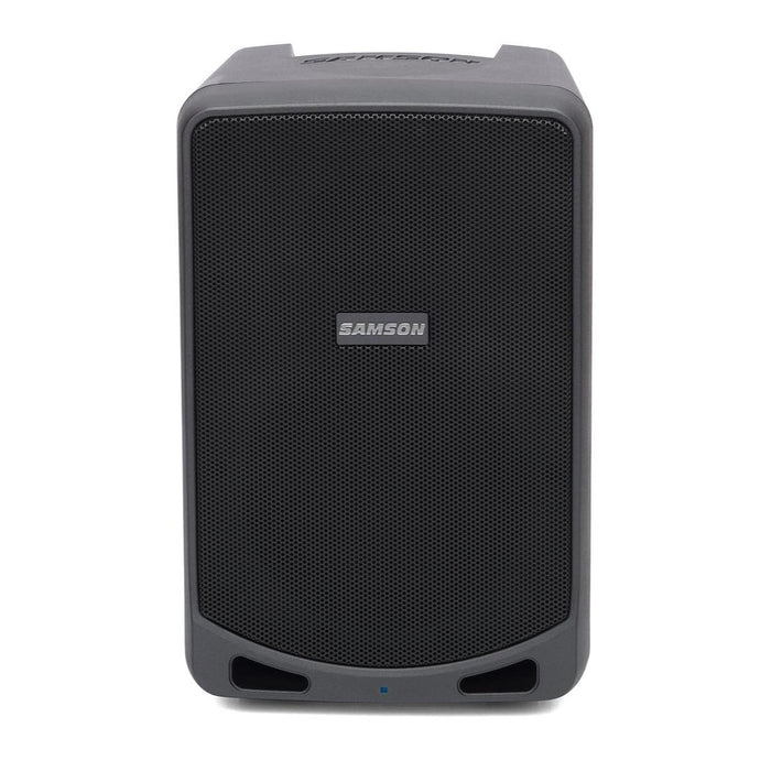 "Samson Expedition XP106 - Rechargeable 100W Portable 6"" PA Speaker w/ Bluetooth® Audio & Wireless System (Optional) PA Speaker by Samson - Gsus4"