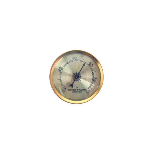 Analog Hygrometer by Western Humidor (Oasis)