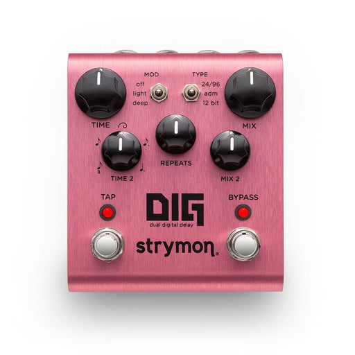 Strymon | DIG | Digital Delay Pedal - Gsus4