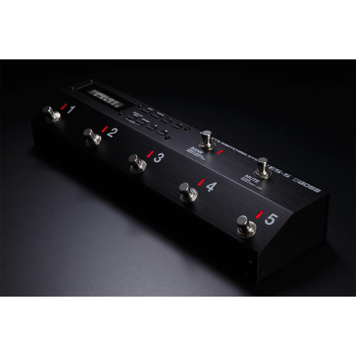 BOSS ES-5 - Effects Switching System Switch Device by BOSS - Gsus4