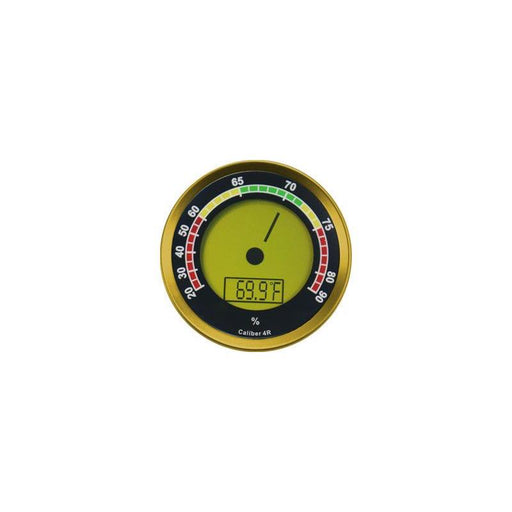 Caliber 4R Digital Hygrometer by Western Humidor (Oasis) - Gsus4
