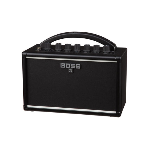 BOSS KATANA-MINI - 7W Combo Amplifier w/ On-Board Effects Electric Amp by BOSS - Gsus4
