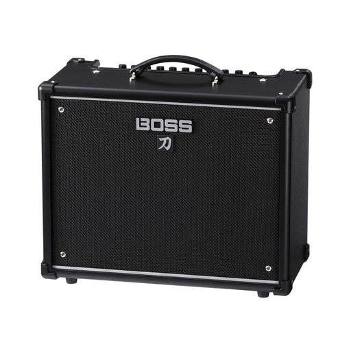 "BOSS KATANA-50 - 50W 1x12"" Combo Amplifier w/ On-Board Effects Electric Amp by BOSS - Gsus4"