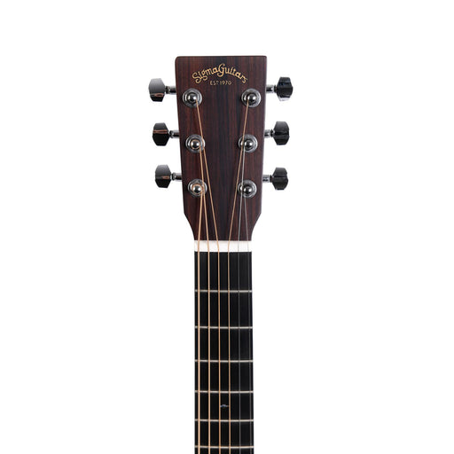 Sigma TM-15+ Travel Guitar Series - Acoustic Guitar w/GigBag - Gsus4
