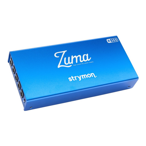 Strymon | Zuma R300 | 5-Output Low Profile Pedal Power Supply - Gsus4