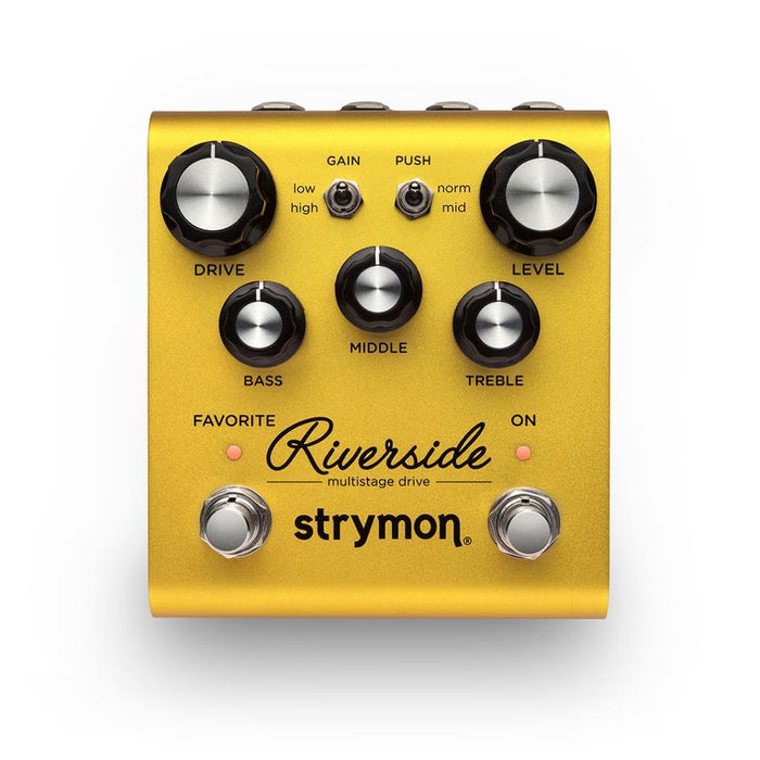 Strymon | Riverside | Multistage Drive Pedal - Gsus4
