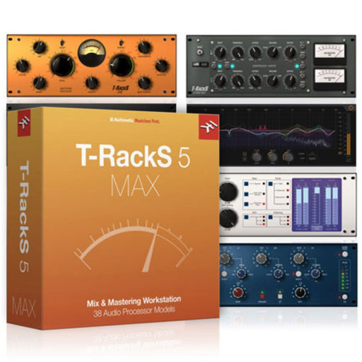IK Multimedia | T-RackS MAX | The Ultimate Mix & Mastering Workstation - Gsus4