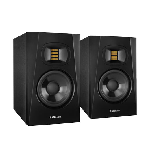 "ADAM Audio - T5V - T SERIES 2-Way 5"" & U-ART Tweeter Studio Nearfield Monitors (Pair)"