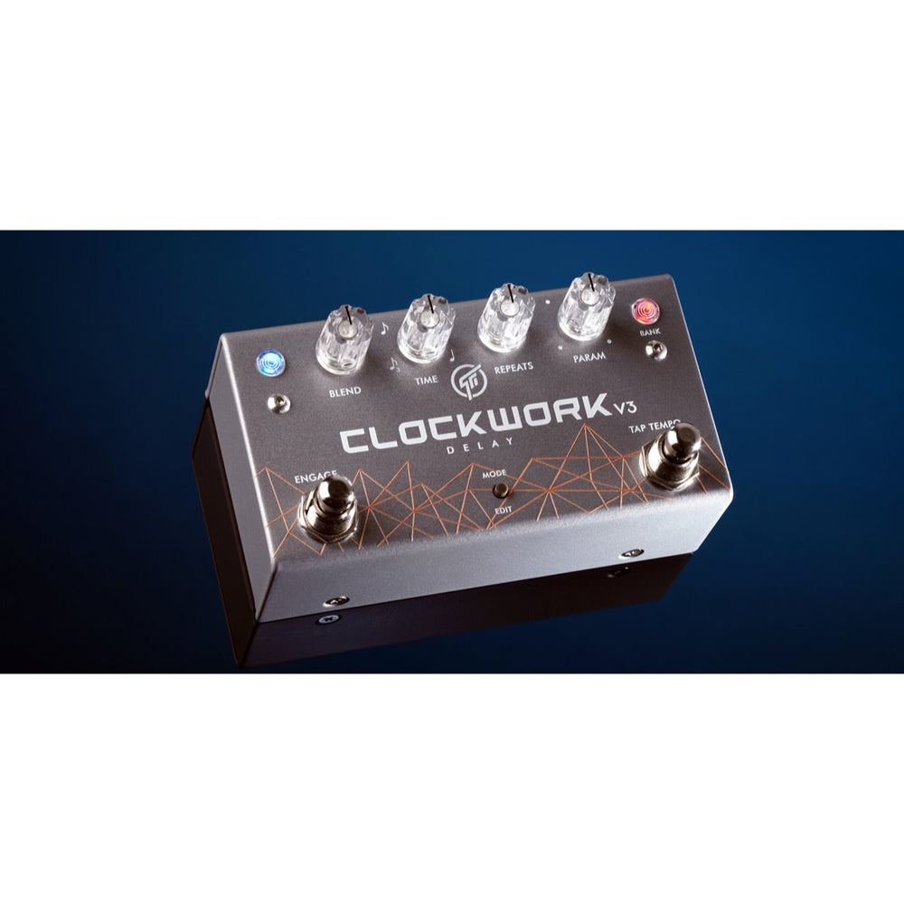 GFI System | Clockwork V3 Delay