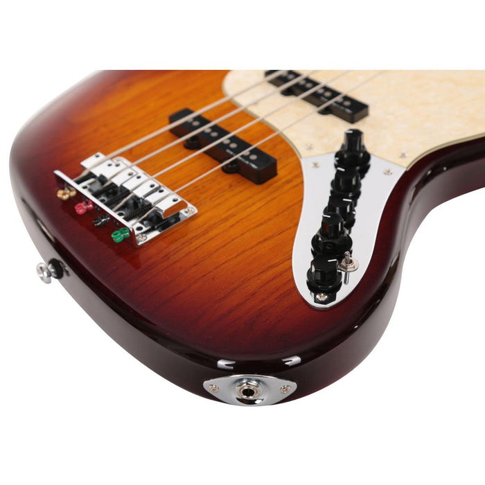 SIRE Marcus Miller | 2nd Gen | V7 TS | 4 St Bass | Swamp Ash Maple | W/ Gig Bag