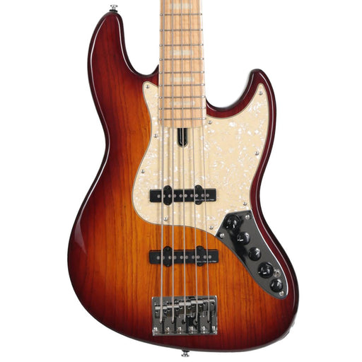 SIRE Marcus Miller | 2nd Gen | V7 TS | 5 St Bass | Swamp Ash Maple | W/ Gig Bag