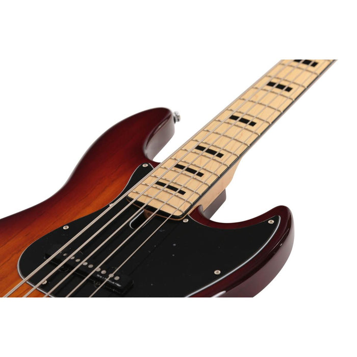 SIRE Marcus Miller | 2nd Gen | V7 Vintage TS | 5 St Bass | Swamp Ash Maple | W/ Gig Bag