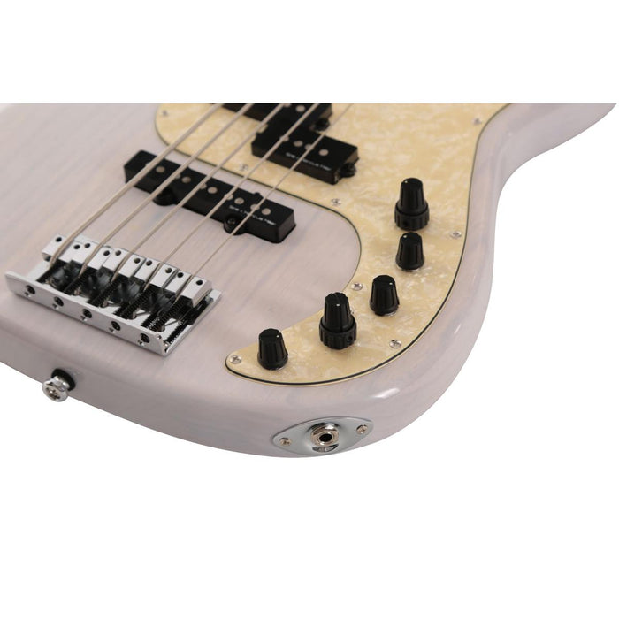 SIRE Marcus Miller | 2nd Gen | P7 WB | 5 St Bass | Swamp Ash Maple | W/ Gig Bag