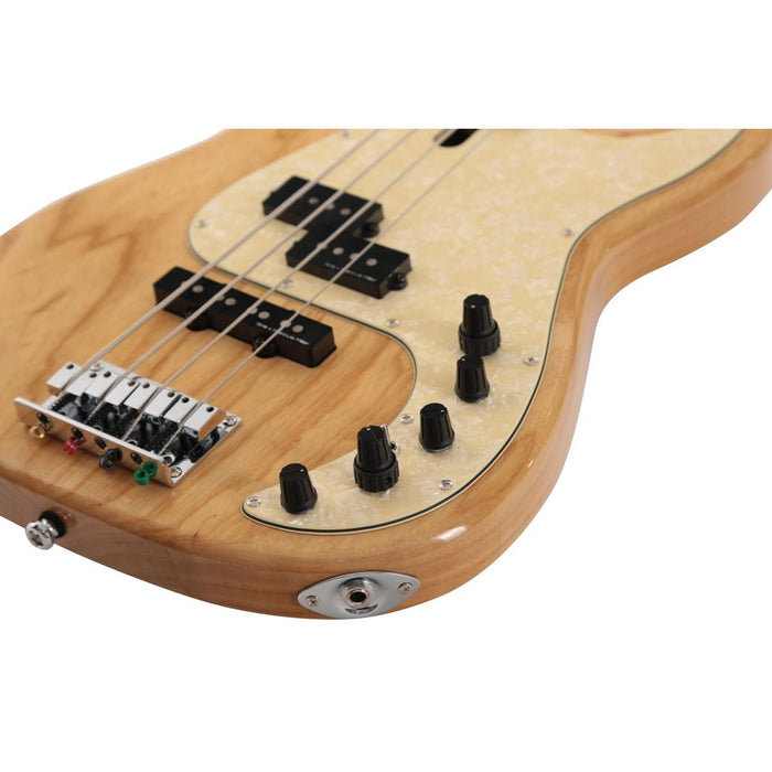 SIRE Marcus Miller | 2nd Gen | P7 NT | 4 St Bass | Swamp Ash Maple | W/ Gig Bag