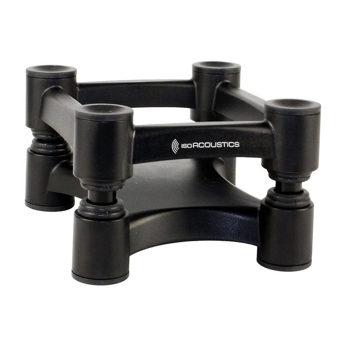 IsoAcoustics | ISO-130 | MK2 | Studio Monitor Isolation Stands (Pair) - Gsus4
