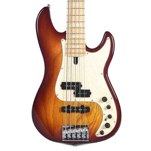 SIRE Marcus Miller | 2nd Gen | P7 TS | 5 St Bass | Swamp Ash Maple | W/ Gig Bag