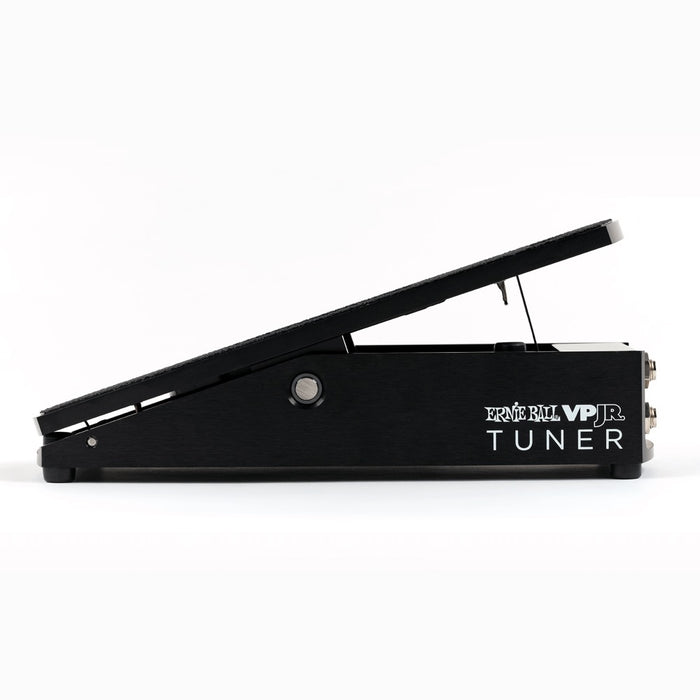Ernie Ball | VPJR TUNER | 2-in-1 Active Volume Pedal w/ Digital Chromatic Tuner