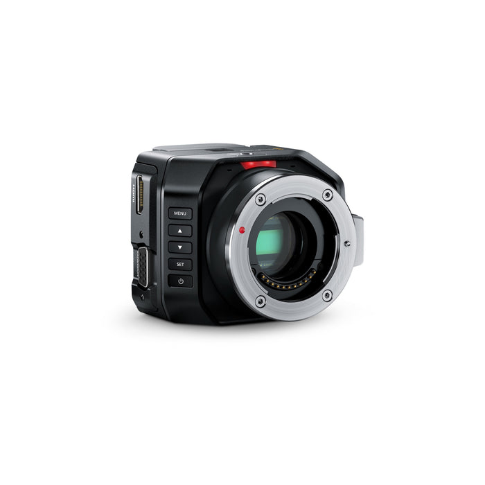 BlackMagic | Micro Studio Camera 4K | The World's Smallest Ultra HD Live Studio Camera | Body Only - Gsus4