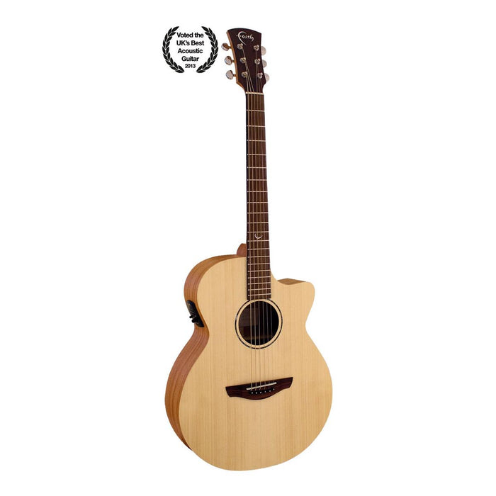 Faith Guitars | Naked Series VENUS | All Solid Acoustic | Fishman | GigBag | FKV
